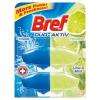 BREF Duo Aktív Lime&Mint WC frissítő gél 2x60ml