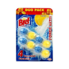 BREF Power Aktiv Duo Lemon WC frissítő 2x50g