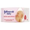 Johnsons Johnson's Baby extra sensitive törlőkendő 56db