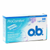 O.B. O.B. ProComfort Light Days tampon 16db