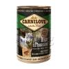 Carnilove Duck & Pheasant konzerv 400g