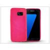 Samsung G930F Galaxy S7 szilikon hátlap - Jelly Flash - pink