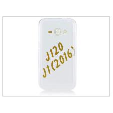 Samsung J120F Galaxy J1 (2016) szilikon hátlap - Slim HC 0,3 mm - transparent tok és táska