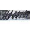 Sportex Super Safe Rod Tube, 1 bot részére orsótartóval, 145cm