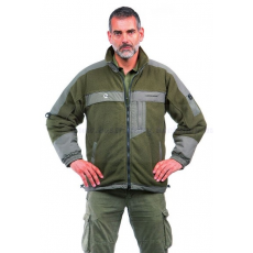 CORMORAN Fleece-Jacket, thermo dzseki (450g Fleece)Gr. L