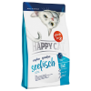 Happy Cat Sensitive Grainfree Seefisch - 2 x 4 kg