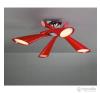Mantra POP 0911PU króm 4xE27 max. 13 W Ø78x26-35cm világítás