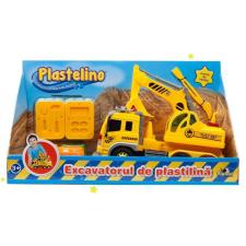 Plastelino Építőmester gyurmakészlet gyurma