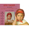 Oto-therm fülmelegítő gyógysapka (00) kislányoknak hőtároló betéttel