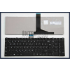 Toshiba Satellite L850D fekete magyar (HU) laptop/notebook billentyűzet