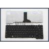 Toshiba Satellite L745D fekete magyar (HU) laptop/notebook billentyűzet