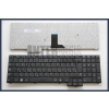 Samsung NP-R538 fekete magyar (HU) laptop/notebook billentyűzet