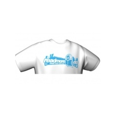 GamersWear READMORE T-Shirt White (XXL)