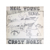 Neil Young and Crazy Horse Zuma LP