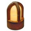 Rusty Cone kültéri útvilágító kúp, rozsda felület - Big White SLV 229430