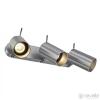 SLV ASTO TUBE 147423 alumínium 3xGU10 max. 75W Ø7x17x36cm