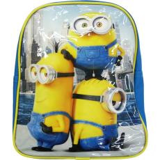Minions ovis hátizsák, 24 cm - Bob, Stuart és Kevin