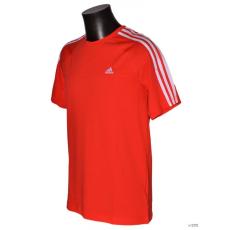 Adidas PERFORMANCE Kamasz fiú Rövid ujjú T Shirt Yb Ess 3s Crew Tee