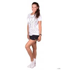 LecoqSportif Női Rövid ujjú T Shirt FANTAISIE Galise Tee SS W optical white