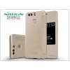 Huawei P9 oldalra nyíló flipes tok - Nillkin Sparkle - gold