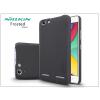 Lenovo K5/K5 Plus hátlap képernyővédő fóliával - Nillkin Frosted Shield - fekete