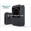 Nillkin HTC 10 oldalra nyíló flipes tok - Nillkin Sparkle - fekete