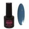 Master Nails MN 6ml Gel polish/139 Acél Szürke   gél lakk 6 ml-es kiszerelésben
