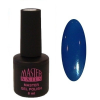 Master Nails MN 6ml Gel polish/134 Matróz Kék    gél lakk 6 ml-es kiszerelésben