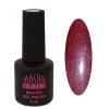 Master Nails MN 6ml Gel polish/113 Szatén Bordó  gél lakk 6 ml-es kiszerelésben