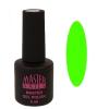 Master Nails MN 6ml Gel polish/082 Neon Zöld   gél lakk 6 ml-es kiszerelésben