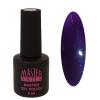 Master Nails MN 6ml Gel polish/215 Kökény    gél lakk 6 ml-es kiszerelésben