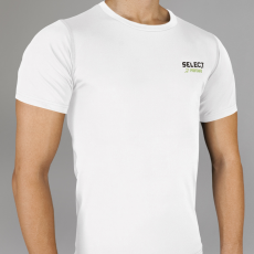 Select Kompressziós póló S/S 6900 - fehér