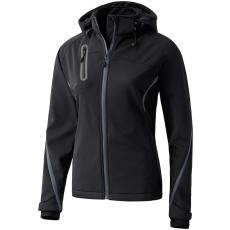 Erima Softshell jacket Function fekete/anthrazit zippes felső