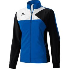 Erima Premium One Presentation Jacket kék/fekete/fehér melegítő felső