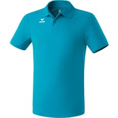 Erima Functional polo-shirt türkisz galléros poló