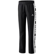 Erima 5-CUBES Presentation Pants fekete/fehér hosszúnadrág