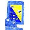 Takaróponyva 10x12m kék 50g/m2 +/-5%