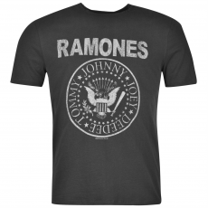 Amplified Clothing Póló Amplified Clothing The Ramones fér.