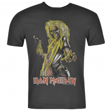 Amplified Clothing Póló Amplified Clothing Iron Maiden fér.