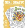 DJECO Mini Grafic - Mandalák