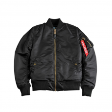 Alpha Industries MA-1 VF PM - fekete