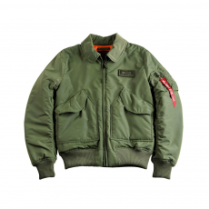Alpha Industries CWU VF TT - sage green