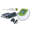 Microlife automata vérnyomásmérő adapterrel, lázmérővel ajándék gyógyteával