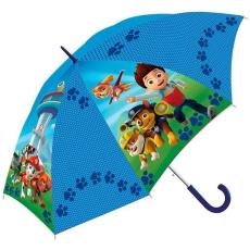 Mancs őrjárat Paw Patrol, Mancs Őrjárat gyerek esernyő félautomata Ø84 cm