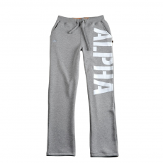 Alpha Industries X-Fit Big Print Straight Pant - szürke