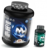 MaxxWin 100% WHEY 80 2200g + Anabolic Booster 80 tbl.