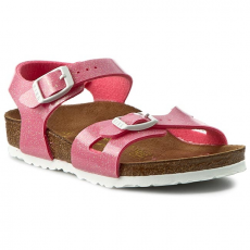 Birkenstock Szandál BIRKENSTOCK - Rio Kinder 0831773 Magic Galaxy Pink