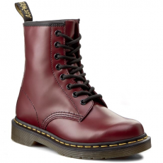 Dr Martens Bakancsok DR. MARTENS - 1460 10072600 Cherry Red Smooth