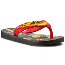 Ipanema Vietnámi papucsok IPANEMA - Hot Wheels Tyre Kids 81885 Black/Red 22502