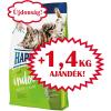 Happy Dog Happy Cat Adult Indoor bárány 10kg +1,4kg!